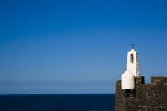 Cuadro de Garachico, Tenerife Imagenes de archivo