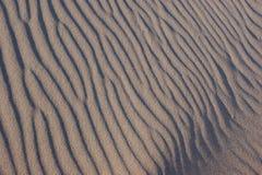 Cuadro de la arena Foto de archivo