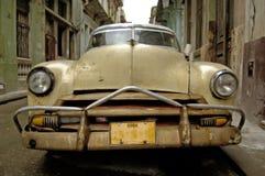 Cuadro de un decorado de La Habana, Cuba. Foto de archivo libre de regalías