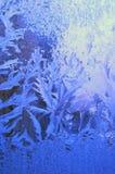 Cuadro del hielo Foto de archivo