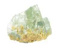 Cuadro del jade Foto de archivo libre de regalías