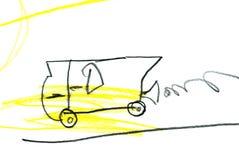 Cuadro del niño Imagen de archivo libre de regalías