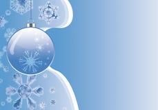 cuadro del Nuevo-año Imagen de archivo libre de regalías