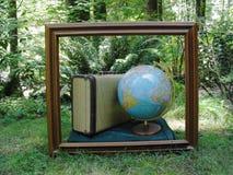 Cuadro del recorrido Imagen de archivo libre de regalías