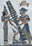 Cuadro egipcio Imagen de archivo libre de regalías