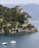Cuadro italiano de Riviera Imagen de archivo