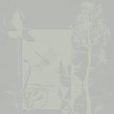 Cuadro verde Imagenes de archivo