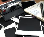 Cuadros de la vendimia Fotos de archivo libres de regalías