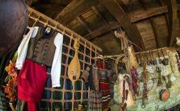 Cualidades de la vida rural en Bulgaria fotos de archivo libres de regalías