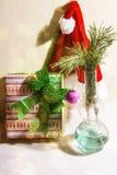 Cualidades del ` s del Año Nuevo Foto de archivo libre de regalías