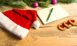 Cualidades del ` s del Año Nuevo Imagen de archivo libre de regalías