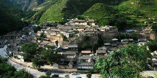 cuandixia wioska Zdjęcie Stock