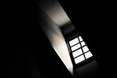Luz de la ventana Imagen de archivo