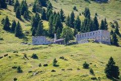 Cuartel abandonado Imagen de archivo