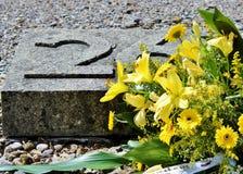 Cuartel 26 de Dachau Fotografía de archivo libre de regalías
