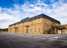 Cuartel de Instruccion building in Ferrol Royalty Free Stock Photography