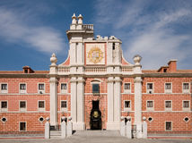 Cuartel del Conde Duque. Madrid, Spain Royalty Free Stock Image