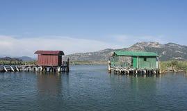 Cuarteles del mar Imagenes de archivo
