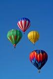 Cuarteto colorido foto de archivo libre de regalías