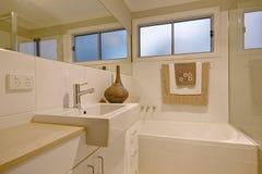 Cuarto de baño 2 Fotografía de archivo libre de regalías