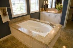 Cuarto de baño 2420 Imagen de archivo