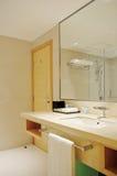 Cuarto de baño Fotografía de archivo