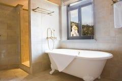 Cuarto de baño agradable Fotos de archivo