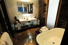 Cuarto de baño de lujo Imagen de archivo