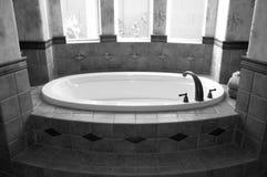 Cuarto de baño de lujo fotografía de archivo libre de regalías