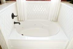 Cuarto de baño del escaparate Fotos de archivo