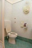Cuarto de baño del hotel Fotografía de archivo libre de regalías