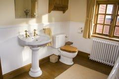 Cuarto de baño del período Imagen de archivo