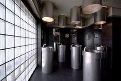 Cuarto de baño en electricyty1 Foto de archivo libre de regalías