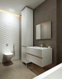 Cuarto de baño en estilo moderno