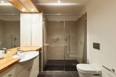 Cuarto de baño hermoso Foto de archivo libre de regalías