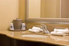 Cuarto de baño interior fotografía de archivo