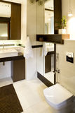 Cuarto de baño lujoso Imagen de archivo