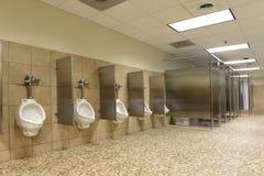 Cuarto de baño público Imagen de archivo