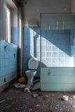 Cuarto de baño viejo Fotografía de archivo