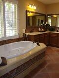 Cuarto de baño de lujo Fotografía de archivo