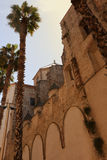 Cuarto de Gotic en Barcelona Fotos de archivo libres de regalías