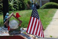 Cuarto de julio Fotos de archivo libres de regalías