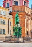 Cuarto de Karolo del monumento (IV) Fotografía de archivo