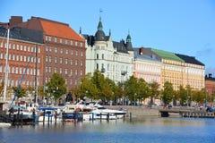 Cuarto de Pohjoisranta foto de archivo libre de regalías