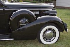 Cuarto delantero de la vendimia Buick Fotografía de archivo libre de regalías