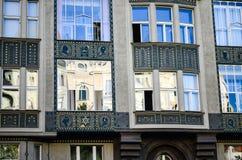 Cuarto judío en Praga foto de archivo libre de regalías