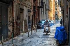 Cuartos del español de Nápoles Foto de archivo