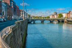 Cuatro cortes Dublín imagenes de archivo