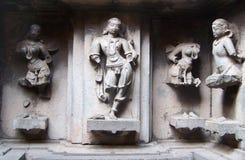 Cuatro descendentes Imagen de archivo libre de regalías