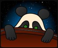 Cub της Panda Στοκ Εικόνες